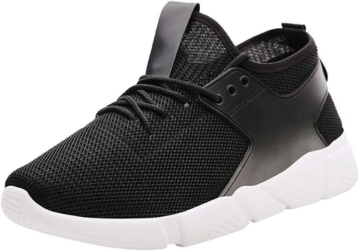 KUDICO Chaussures de Marche Hommes Femmes Slip on Chaussettes Sneakers de Course Knit Baskets Sport Fitness Shoes Running Jogging Baskets Low Top
