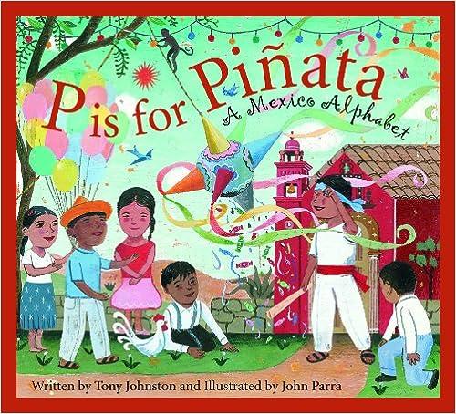 Telechargeur De Livres En Ligne P Is For Pinata A Mexico
