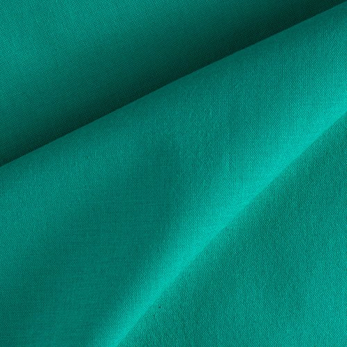 Connecting Threads Quilters Candy Cotton Fabric 3 Yard Cut (Turquoise)