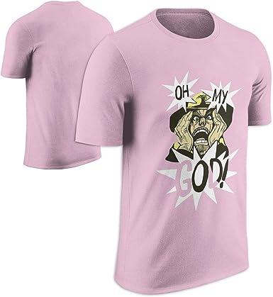 Abfind ¡¡Oh Dios mío!! - Camiseta de algodón para Hombre Bizarre ...