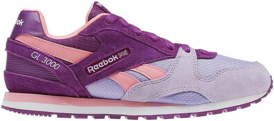 Reebok BD2439, Zapatillas de Trail Running para Niñas, Morado (Aubergine/Peppy Pink/Lavendar/White), 34.5 EU: Amazon.es: Zapatos y complementos