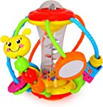 Toys For Babies 6 12 Months : What should you look for in baby's toys? 4
