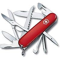 Victorinox Zakmes Fieldmaster (15 functies, schaar, houtzaag) rood