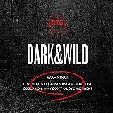 BigHit Entertainment BTS 1st Album [Dark and Wild] CD + PhotoCard + PhotoBook + SoltreeBundle Oil Blotting Paper 50pcs