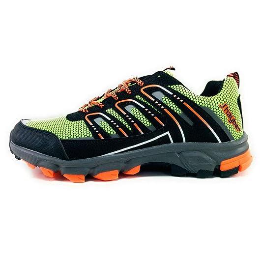 Jhayber Zapatilla de Running Raliso Trail para Hombre (44 EU ...