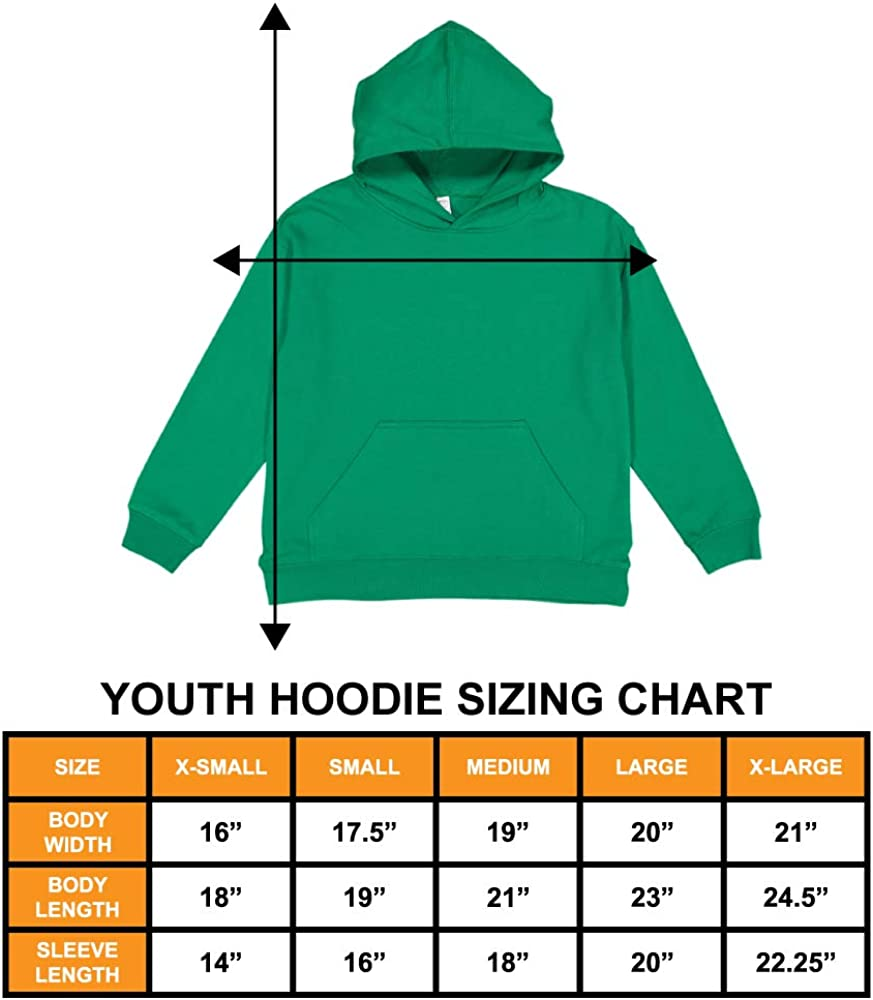Daddy Cute Toddler//Youth Fleece Hoodie Tcombo Cuter Version of Dad