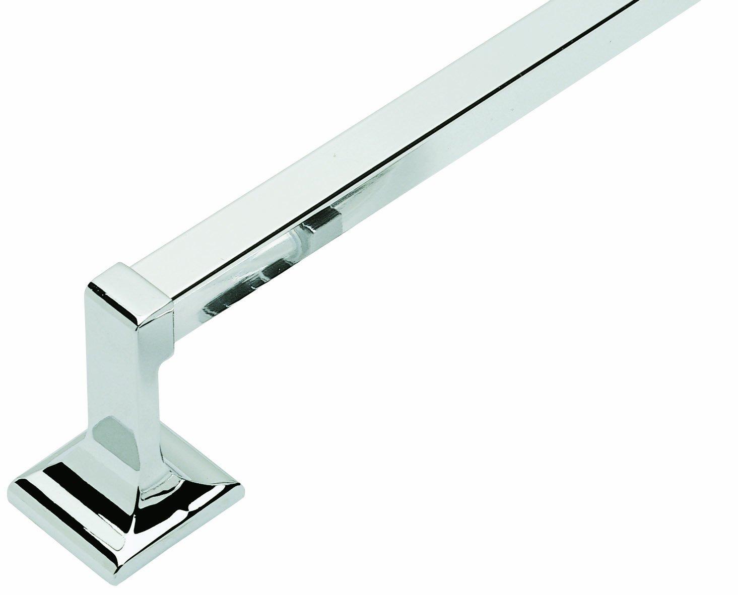 Design House 533026 Millbridge Towel Bar 24'', Polished Chrome
