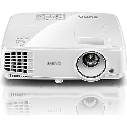 Amazon.com: BenQ MS527 3D DLP Projector SVGA 800X600 3300 ...
