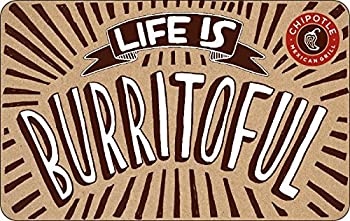$50 Chipotle Gift Card