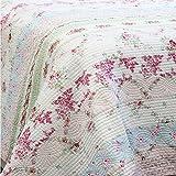 Cozy Line Pink Roses Vintage Cottage Floral