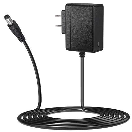 Amazon.com: SoulBay 9V 500mA AC Adaptador DC Fuente de ...
