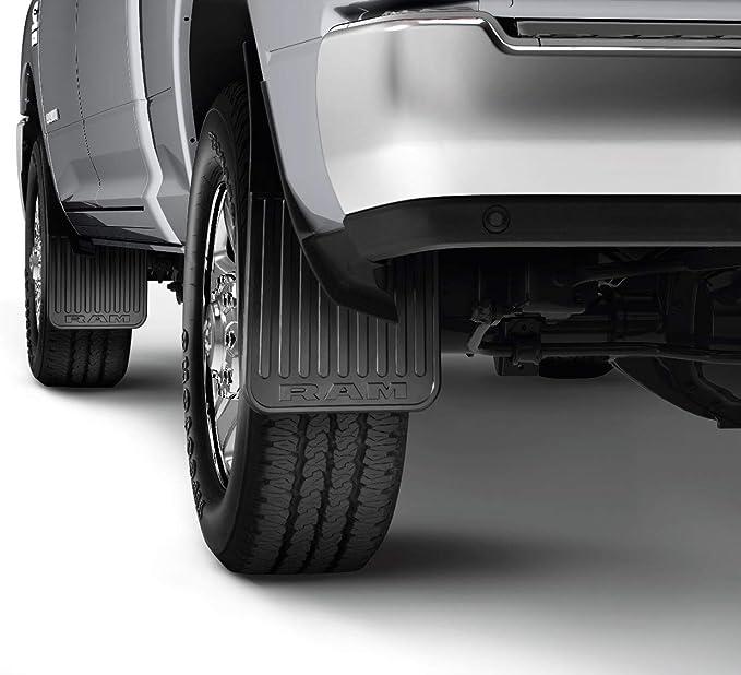 Car Mud Flaps for Chrysler 300C 2008-2015 Splash Guard Front /& Rear Flare Fender with Reflective Carbon Fiber Sign 4Pcs