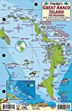 Great Abaco Island Bahamas Dive Map and Reef Creatures Guide Franko Maps Laminated Fish Card