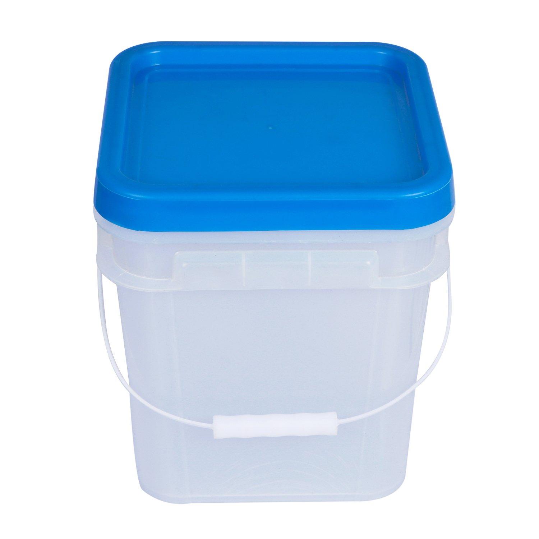 Goture 3.5 Gallons Fishing Bucket- 1.31LB