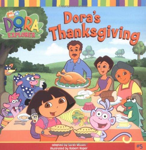 Dora's Thanksgiving (DORA THE EXPLORER) ebook