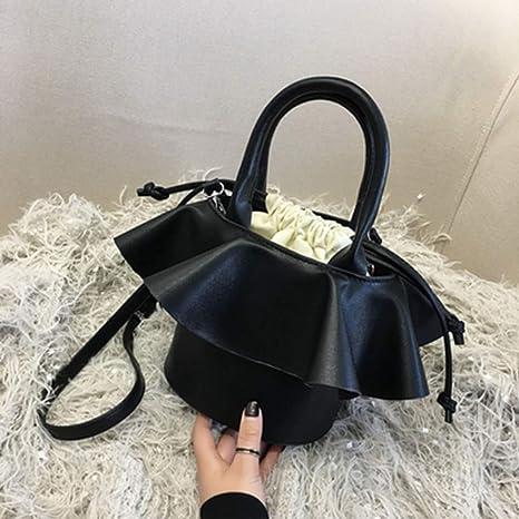 82d1ee2f1c12 Amazon.com: XLMLJYX Women Handbags Fashion Designer Women Drawstring ...