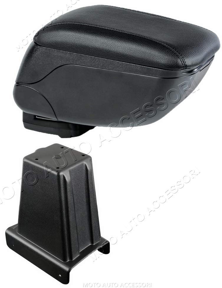 motoautoaccessori Motorrad Zubeh/ör Mittelarmlehne passgenau f/ür Abarth 595 06//16