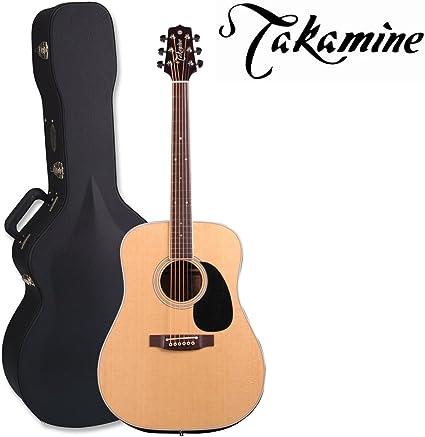 Takamine Pro Series ef360gf Glenn Frey Dreadnought Guitarra ...