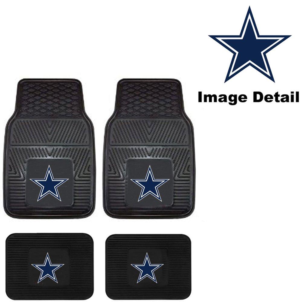 FANMATS 12299 NFL - Dallas Cowboys Utility Mat - 2 Piece Модель - фото 5