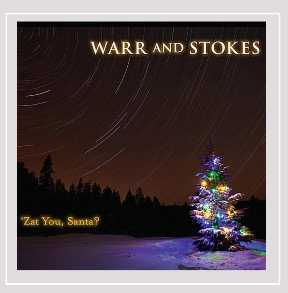 CD : Warr and Stokes - Zat You Santa (CD)