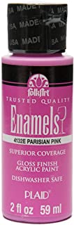 product image for FolkArt 4132 Paint Enamel Acrylic Parisian, 2 Ounce, Multicolor