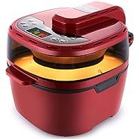 Balzano Turbo Air Fryer 12 Liter- Red