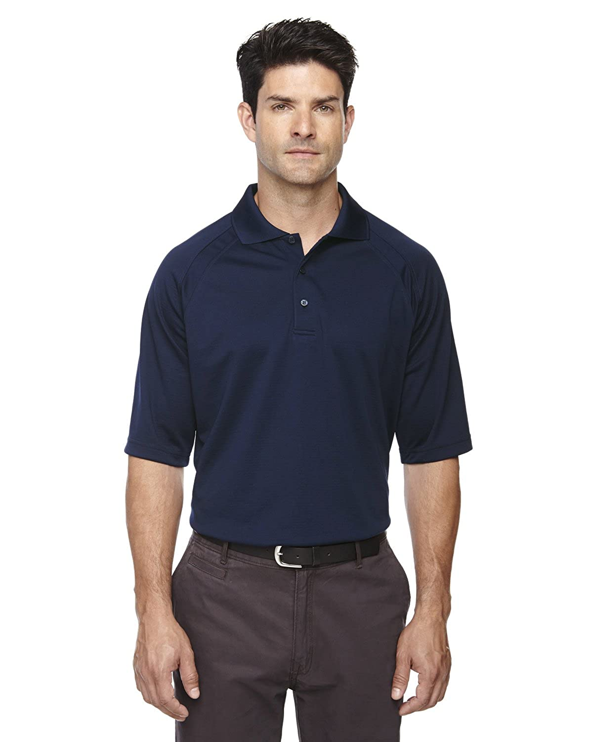 Ash City Extreme 85093 MENS EPERFORMANCE OTTOMAN TEXTURED POLO