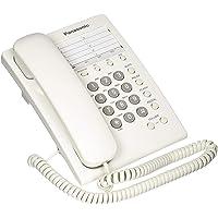 Panasonic KX-TS550MEW Teléfono Fijo de Línea Fija