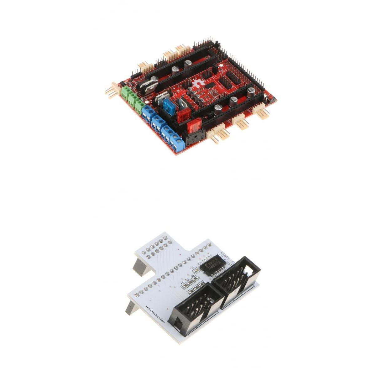 3D Printer LCD Panel Adapter wtih Ramps-FD Expansion board for Adruino DUE