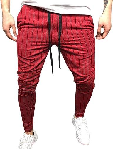 DUJIE PantalóN Chandal Hombre Pantalones Hippies Hombre Pantalones ...