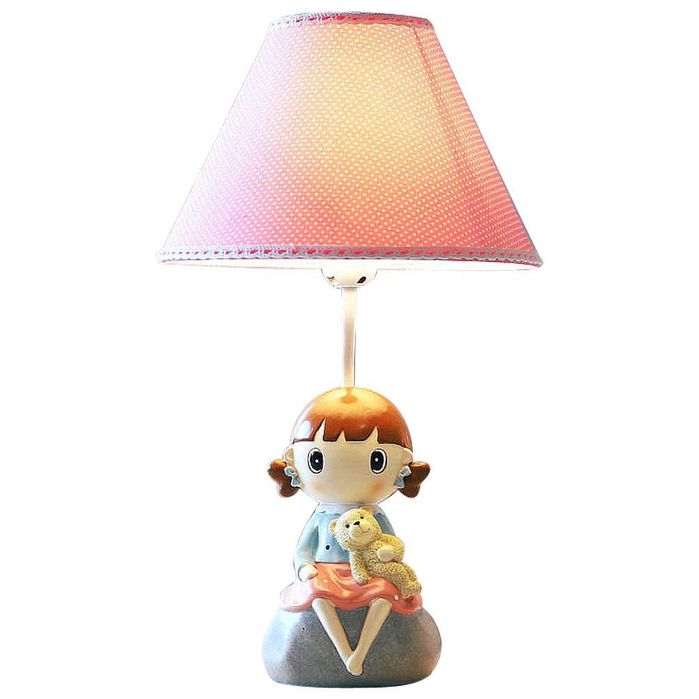 CHAGANA Lampe de Chevet pour Enfant Fille Lampe de Table Lampe de Chambre D/écoration