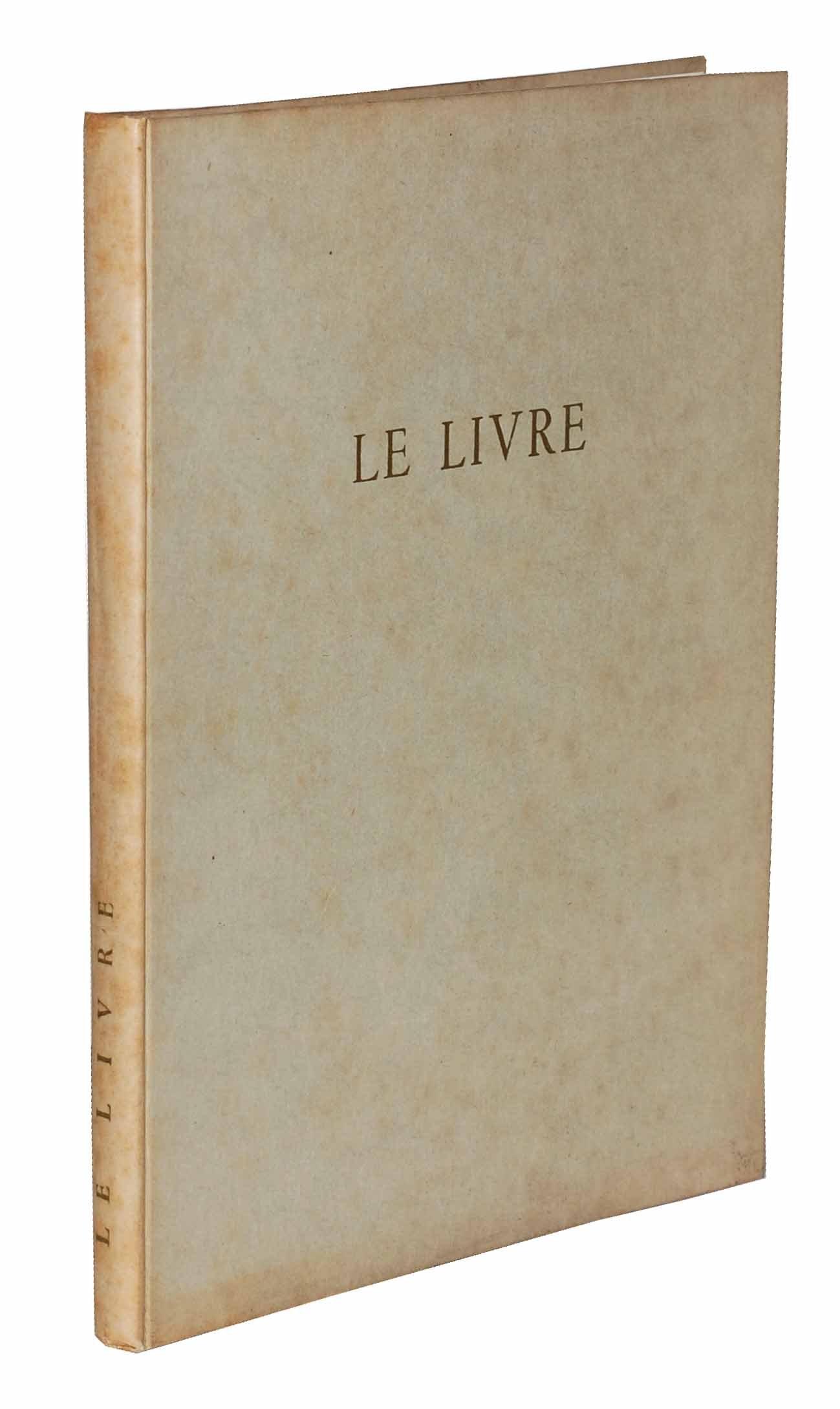 Le Livre Les Plus Beaux Exemplaires De La Bibliotheque