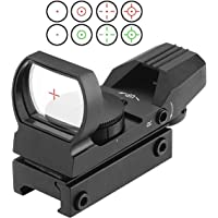 ecarton11mm 20mm Rail Caza mira telescópica de Airsoft