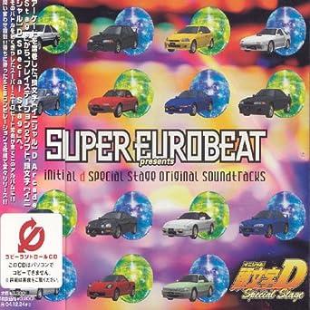 Initial D: Arcade Stage (Original Soundtrack): Initial D