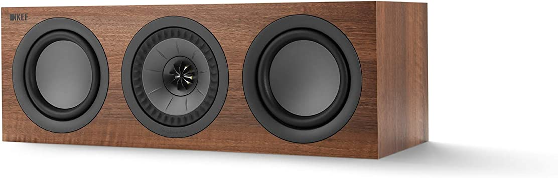 Each, Walnut KEF Q650c Center Channel Speaker