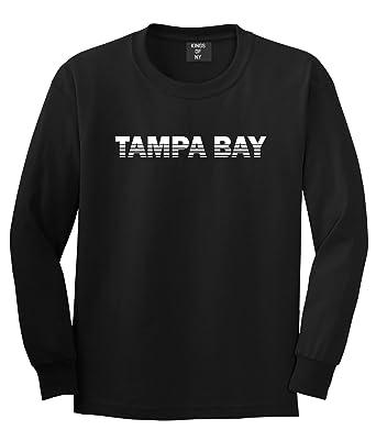 Amazon com: Tampa Bay Florida State City Long Sleeve T-Shirt