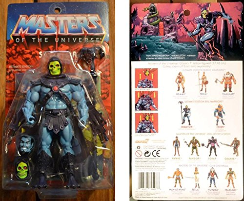 61wtfM Qd1L - Masters of the Universe Classics Ultimate Skeletor Exclusive Action Figure