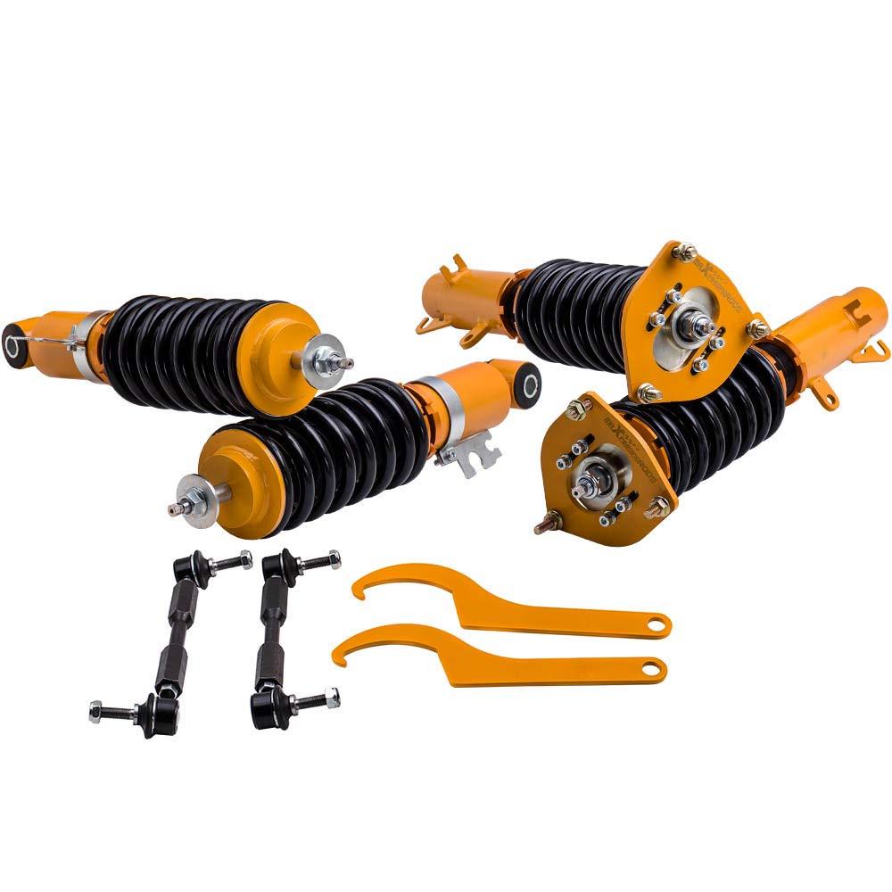 Complete Coilover Kit for Mini Cooper R56 2007-2013 Adj Damper Shock Absorbers