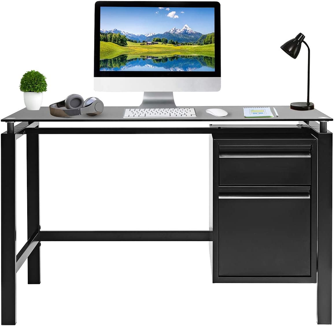 Pataku Home Office Desk Computer Desk 46