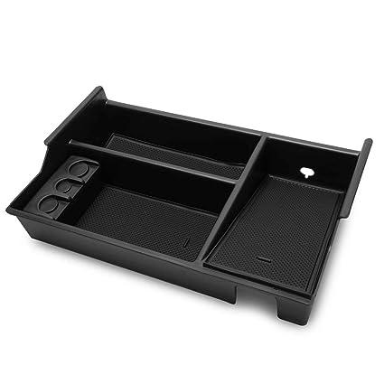 Center Console Storage Glove Box Organizer Tray for 07-19 TOYOTA TUNDRA//SEQUOIA