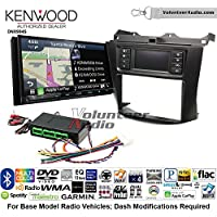 Volunteer Audio Kenwood Excelon DNX994S Double Din Radio Install Kit with GPS Navigation Apple CarPlay Android Auto Fits 2003-2007 Honda Accord