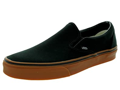vans gum sole black