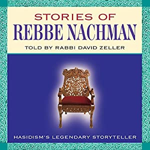 Stories of Rebbe Nachman Speech