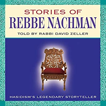 Stories of Rebbe Nachman DJVU PDF by Rabbi David Zeller