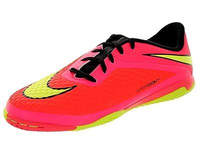 on sale d72b5 ba2be HYPERVENOM PHELON IC JR ROS - Chaussures Futsal Garçon Nike  Amazon.fr   Chaussures et Sacs