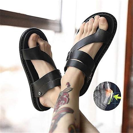 Men Big Toe Bone Correction Sandals