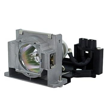 Supermait VLT-HC910LP Lámpara proyector Original con Carcasa para ...