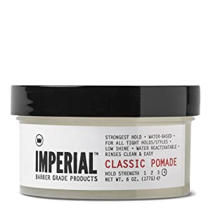 Imperial Barber Classic Pomade, 6 oz