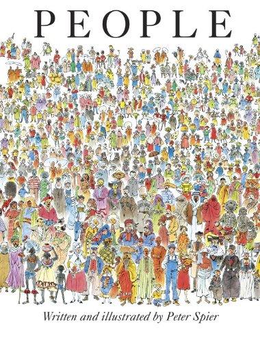 People by [Spier, Peter]