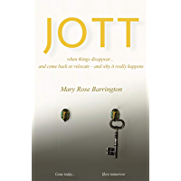 JOTT: when things disappear... and come back or relocate – and why it really happens